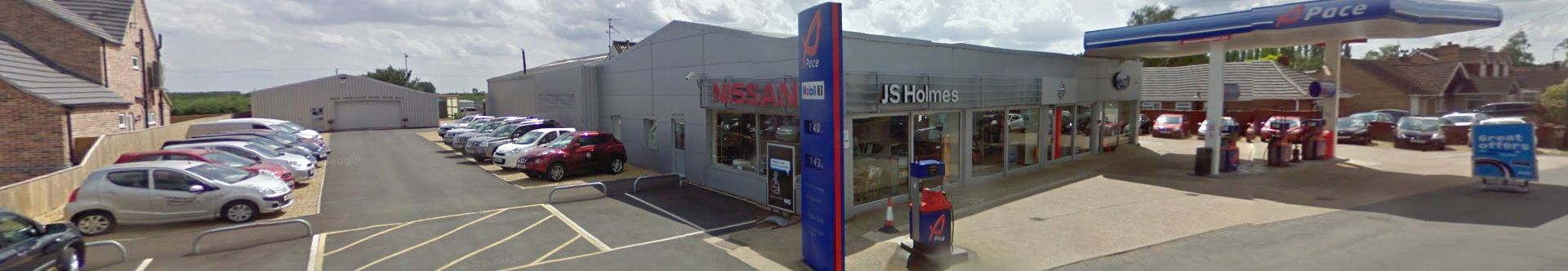 NISSAN MOTABILITY SPECIALISTS AT JS HOLMES