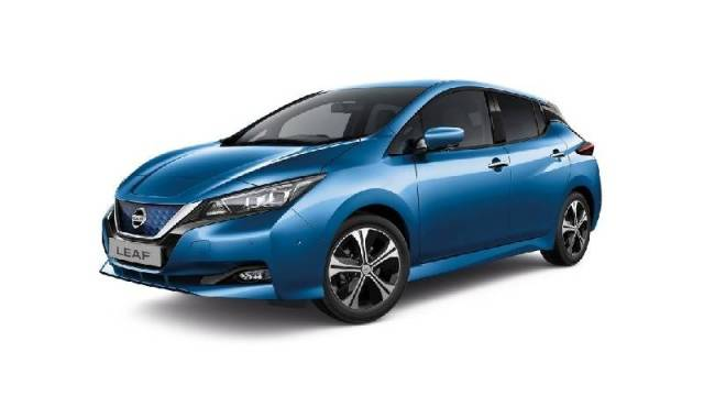 NISSAN LEAF Motability Offer