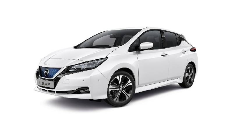 NISSAN LEAF 160kW e+ N-Connecta 62kWh 5dr Auto