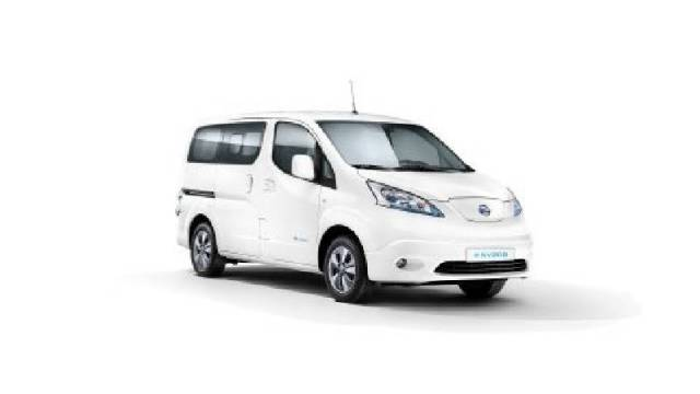 NISSAN e-NV200 Motability Offer