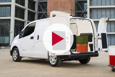 Nissan Lcv E Nv200 - Overview