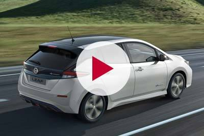 Nissan New Leaf 2018 - Overview