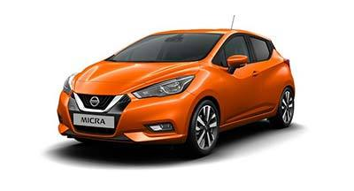 Nissan New Micra - Available In ENERGY ORANGE