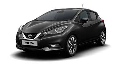 Nissan New Micra - Available In ENIGMA BLACK