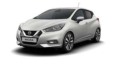 Nissan New Micra - Available In GLAZE WHITE