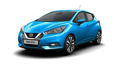 Nissan New Micra - Available In POWER BLUE