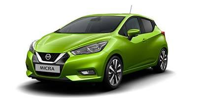 Nissan New Micra - Available In PULSE GREEN