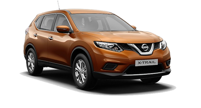 Nissan X Trail - Available In Copper Blaze
