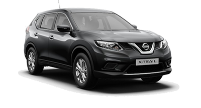 Nissan X Trail - Available In Ebisu Black