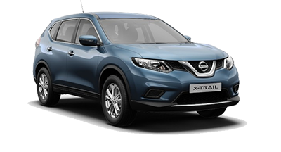 Nissan X Trail - Available In Haptic Blue