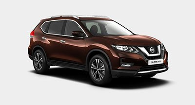 Nissan X Trail - Available In Picador Brown
