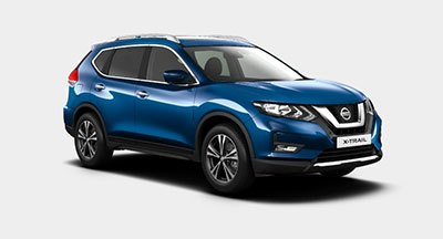 Nissan X Trail - Available In Sapphire Blue