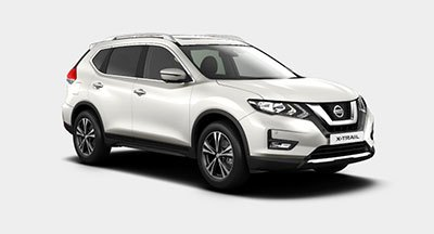 Nissan X Trail - Available In Storm White