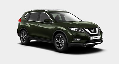 Nissan X Trail - Available In Titanium Olive
