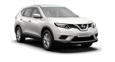Nissan X Trail - Available In Universal Silver