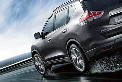 Nissan X Trail - All Mode 4x4-i System