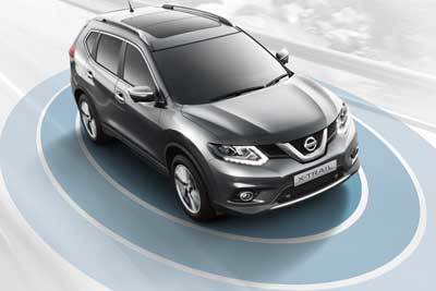 Nissan X Trail - Safety